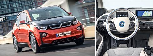 BMW i3, l'électrique 100 % BMW