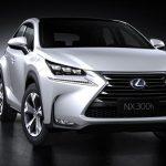 NX 300h, le nouveau SUV hybride de Lexus débarque en France