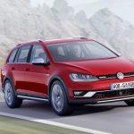 La Golf Alltrack, nouveau crossover de VW