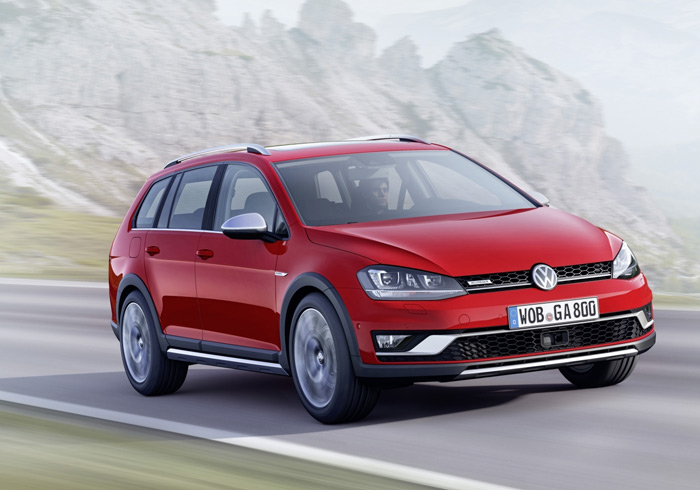 la golf alltrack nouveau crossover de vw. Black Bedroom Furniture Sets. Home Design Ideas