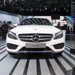 Mondial 2014 : Mercedes Classe C, le break en toute sobriété