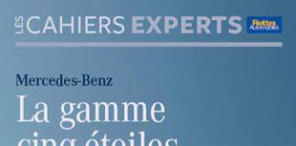 CAHIER EXPERT MERCEDES-BENZ La gamme cinq étoiles