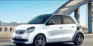 Mercedes-Benz : la révolution smart arrive en ville
