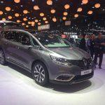 Mondial 2014 : le Renault Espace V, taillé pour la route