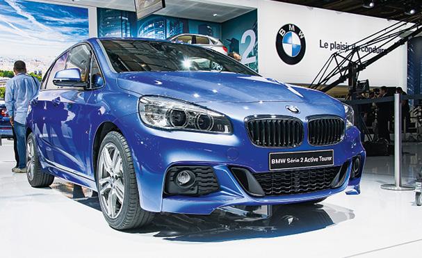 BMW a créé l'étonnement avec sa nouvelle Série 2 Active Tourer. Dans sa version 216d, la plus adaptée aux flottes, le monospace adopte le 3 cylindres diesel de 116 ch avec 99 g/km de CO2 à la clé.