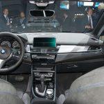 Mondial 2014 : série 2 Active Tourer : le monospace par BMW