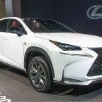 Lexus NX, le SUV premium de Lexus
