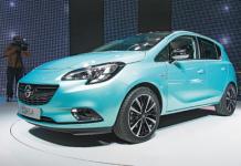 Mondial 2014 : chez Opel, la Corsa 5e du nom