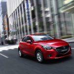 La nouvelle Mazda2 affiche sa sobriété