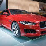 Mondial 2014 : la XE, une berline Jaguar pour les flottes