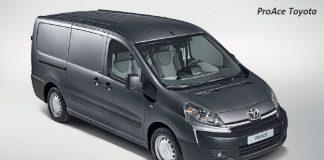 Toyota mise sur son ProAce