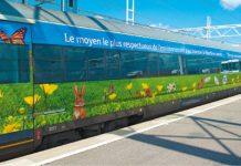 Eurotunnel : de l'éco-conduite dans les navettes