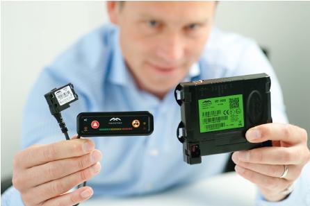 En juillet, Masternaut a lancé MT400, une solution qui récupère les données qui transitent via le bus CAN. Données de l'odomètre, consommation, etc. sont obtenues en temps réel et exploitées au sein de rapports d'activité.
