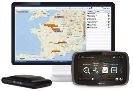 À mi-2014, TomTom Telematics affirmait gérer les informations de 400 000 véhicules sur le territoire européen, un chiffre en progression de 47 % sur un an, soit près de 2 millions de trajets quotidiens.