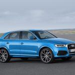 Audi refait une beauté à la Q3