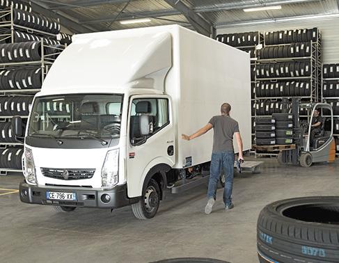 Renault Trucks Maxity (Euro 5b)