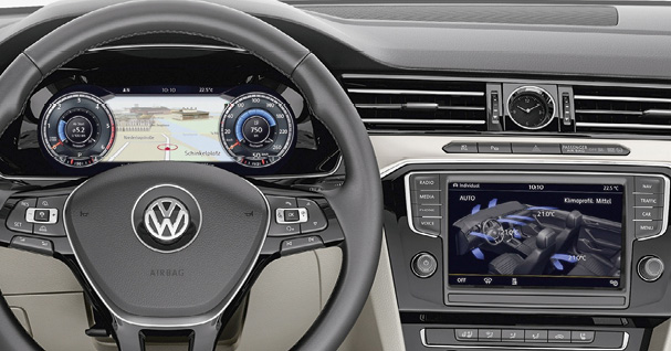 Volkswagen Passat - Active Info Display