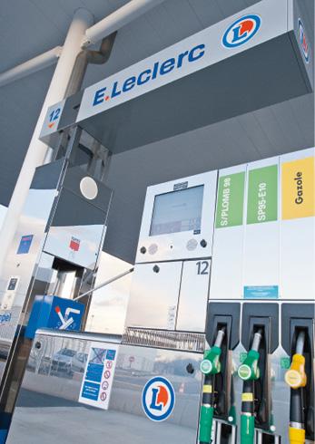 Parmi les acteurs de la grande distribution, Leclerc a lancé sa carte Energeo en 2008. Aujourd'hui, l'enseigne revendique 8 500 clients et 85 000 cartes, avec un chiffre d'affaires en progression de 25 % via Energeo.