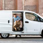 Nissan e-NV200 : l'autre fourgonnette  électrique