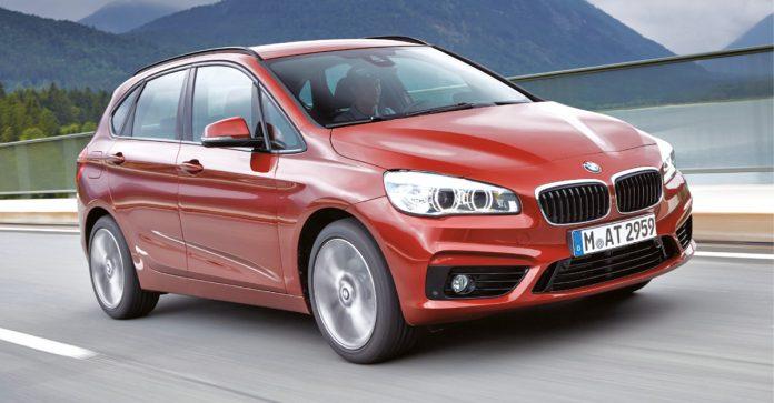 BMW Série 2 Active Tourer : le monospace selon BMW