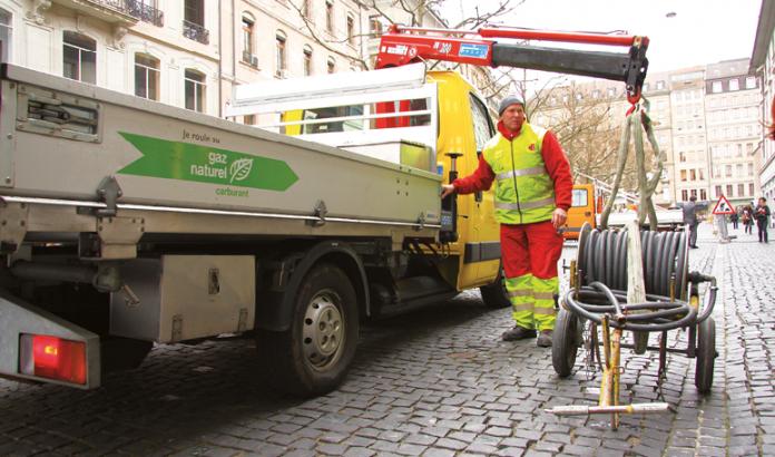 Genève : la flotte automobiles en zone neutre