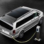 Genève 2015 : Mercedes décline la classe V en hybride rechargeable