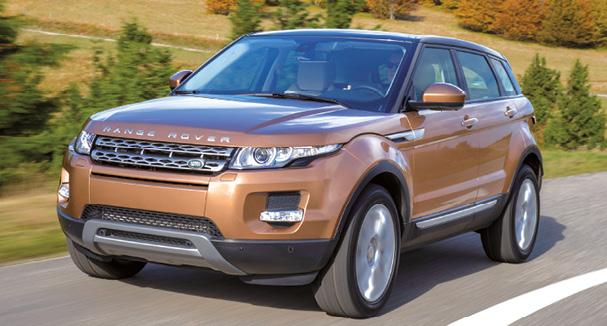 Dès son lancement, le Range Rover Evoque a connu le succès, avec une forte personnalité qui fait mouche dans les esprits. Son univers est accessible à partir de 34 500 euros en 2.2 eD4 de 150 ch et 129 g en 4x2.
