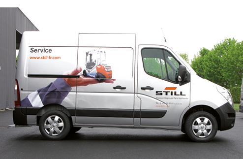 Still, distributeur d'engins industriels, a choisi SIP2 pour gérer une flotte de 600 véhicules répartis entre 400 VU et 200 VP. Auparavant, l'entreprise recourait à Excel, sur la base des informations fournies par le loueur.