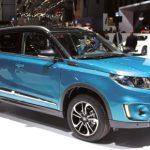 Salon de Genève 2015 : Vitara, le crossover façon Suzuki