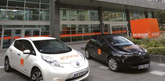 Éco-conduite chez Orange : l'illustration  par exemple