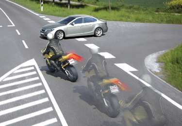 Sécurité routière : et les deux roues ?
