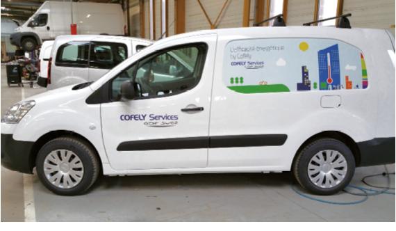 Cofely Services : la géoptimisation pour une conduite apaisée