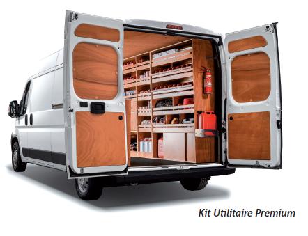 Kit Utilitaire Premium