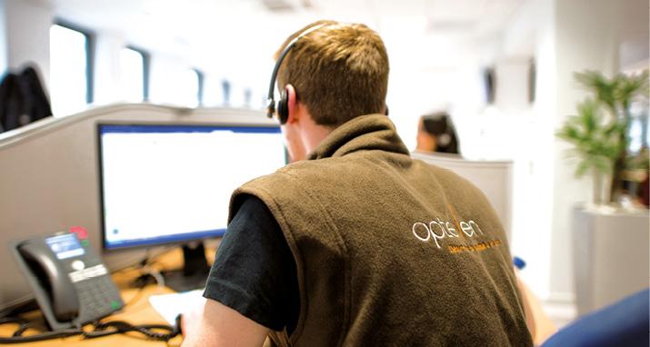 Chez Opteven  depuis fin 2014, un extranet permet au gestionnaire de flotte d'accéder au contenu de son dossier,  à l'historique, aux échanges avec ses prestataires, aux coûts des prestations liées aux  véhicules, etc.