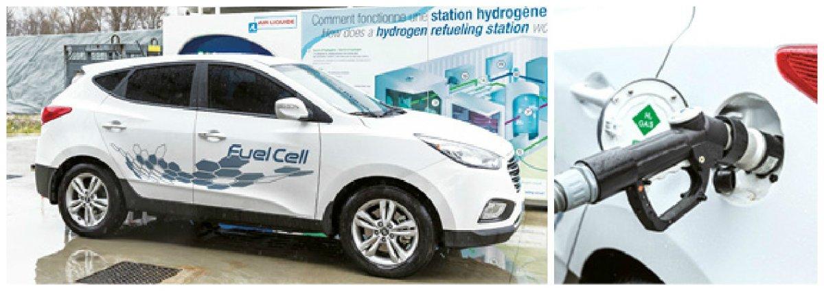 Si la version hydrogène de l'ix35 coûte 66 000 euros pour 1 000 unités produites, contre 25 000 euros pour son homologue thermique, Hyundai mise sur une commercialisation à grande échelle pour diminuer rapidement le prix.