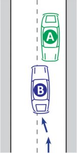 Traitement des accidents : manoeuvre de sauvetage