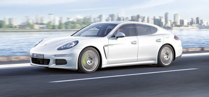 Porsche Panamera S E-Hybrid : la plus branchée