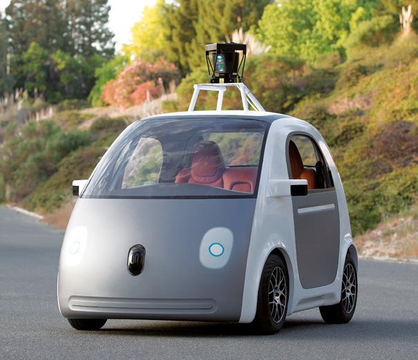 Avec sa Google Car, un prototype de voiturette urbaine, Google poursuit ses tests sur le véhicule autonome. Quelques accrochages ont eu lieu récemment, sans que ces véhicules en soient à l'origine, a-t-il été précisé.