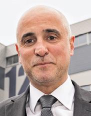Jean-François Mounic, directeur général du groupe Labatut