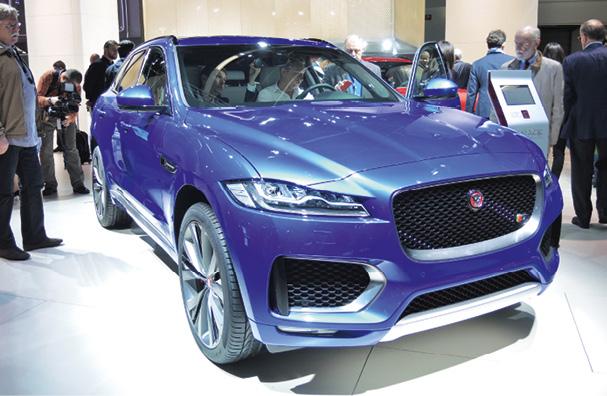 Le F-Pace de Jaguar affiche une forte personnalité. Et aligne une configuration à 129 g grâce au 2.0 D Ingenium de 180 ch, une production « maison », le tout à partir de 42 740 euros TTC en concession.