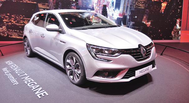 Pour ses motorisations, la nouvelle Mégane de Renault s'équipe des 1.4 et 1.6 dCi pour des puissances de 90 à 130 ch, avec 86 g en 110 ch. Sans oublier une version hybride diesel prévue en en 2017 et dotée du dCi 110 à 76 g.