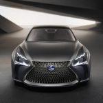 Lexus présente le concept LF-FC