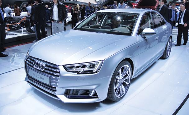 Plus habitable et toujours aussi irréprochable dans sa présentation comme dans sa finition, la nouvelle Audi A4 se veut efficiente, avec un 2.0 TDI 150 ch enregistré à 95 g pour la berline et 99 g pour la version Avant.