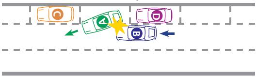 Cas d'usage - Sortie de stationnement