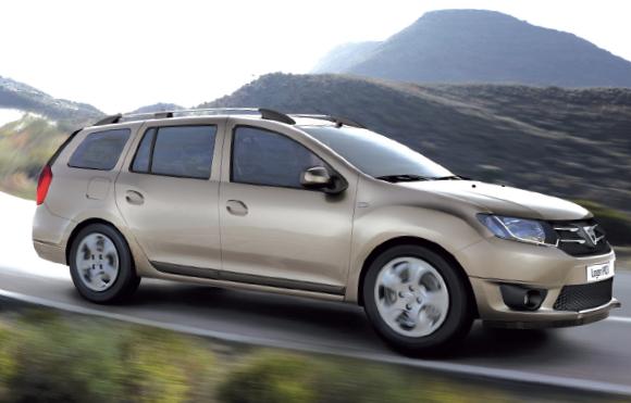 Dans ses 4,49 m de longueur, la Dacia Logan MCV offre 573 l en position 5 places et 1 518 l en 2 places. Pas de finition Business pour le 1.5 dCi en 75 ou 90 ch (99 g), à partir de 12 250 et 12 850 euros TTC (Lauréate).