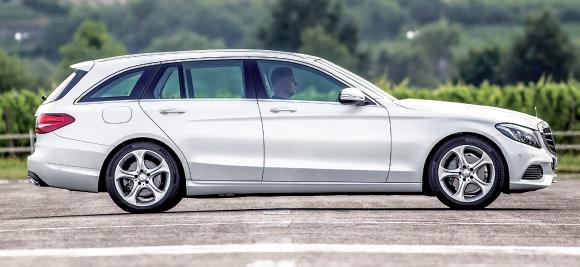 Essai flash << Mercedes Classe C 220d Break : svelte et sans compromis