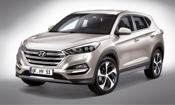 Chez Hyundai, le nouveau Tucson s'offre un choix de motorisations : 1.7 CRDi 115 2WD (119 g, à partir de 25 250 euros), 2.0 CRDi 136 2WD et 4WD (respectivement à 127 et 139 g, à partir de 29 450 et 34 150 euros).