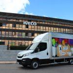 Iveco s'attaque au segment des utilitaires châssis-cabine roues simples