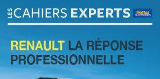 CAHIER EXPERT RENAULT La réponse professionnelle