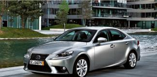 Essai flash >> Lexus IS 300h